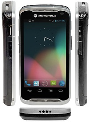 "Motorola TC55 - Standard Edition - datainsamlingsterminal - Android 4.1.2 (Jelly Bean) - 8 GB - 4.3"" - 3G TC55BH-G011ES"